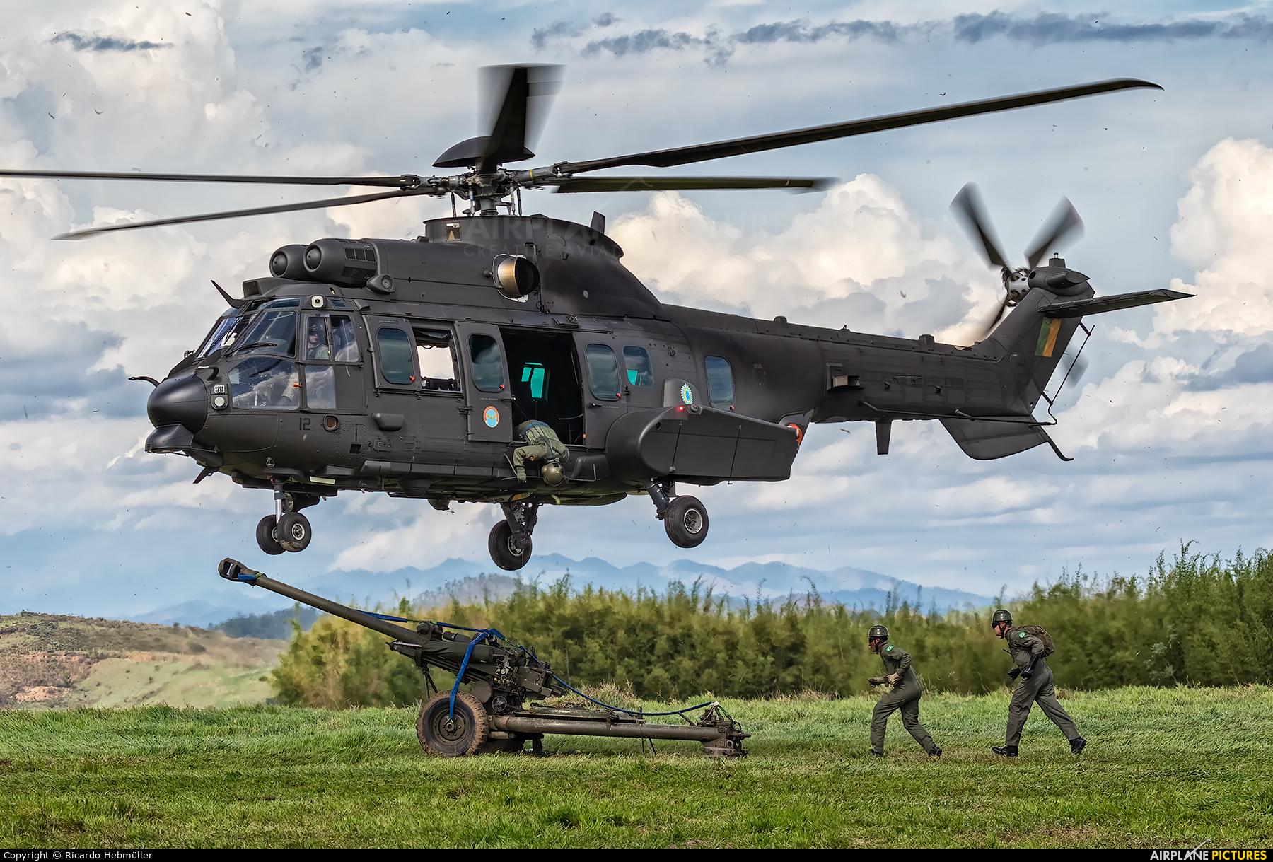 Brazil - Army 5012 aircraft at Resende