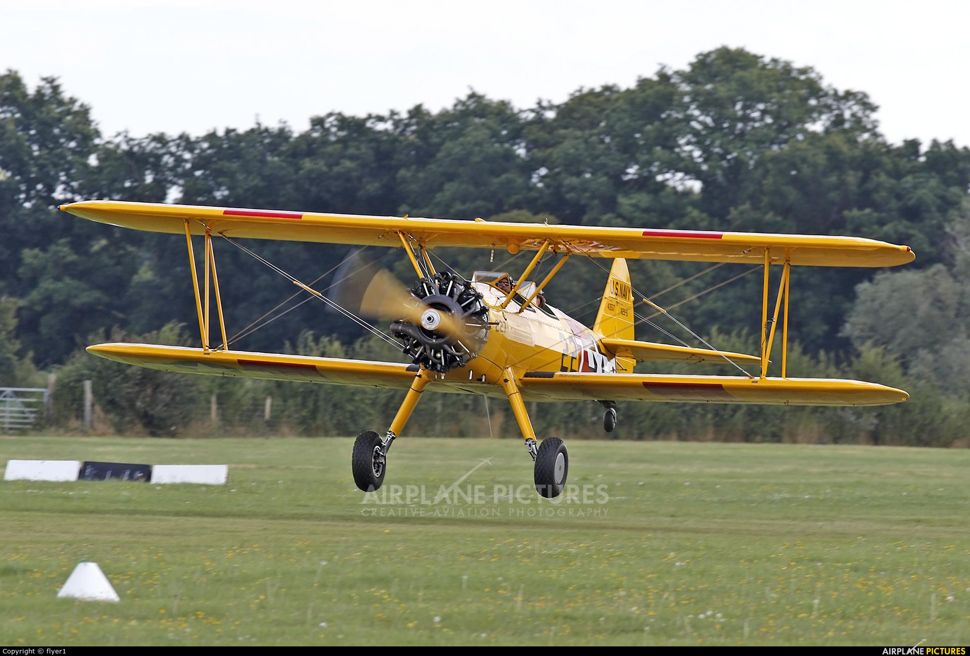 Private G-NZSS aircraft at Lashenden / Headcorn