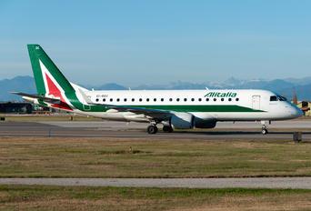 EI-RDC - Alitalia Embraer ERJ-175 (170-200)