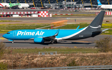EI-DAD - Amazon Prime Air Boeing 737-800