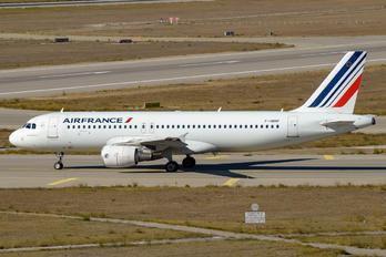 F-HBNF - Air France Airbus A320