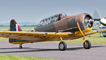 G-AZBN - Private North American Harvard/Texan (AT-6, 16, SNJ series) aircraft