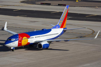 N230WN - Southwest Airlines Boeing 737-700