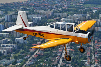 OM-ZNO - Private Zlín Aircraft Z-37A Čmelák