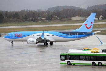 G-TUMF - TUI Airways Boeing 737-8 MAX