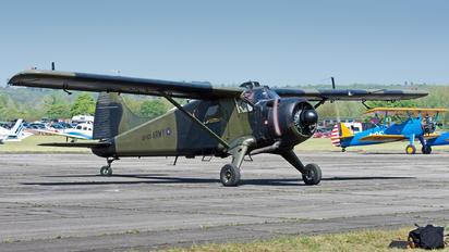 XP820 - British Army de Havilland Canada DHC-2 Beaver
