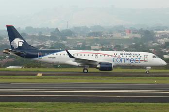 N470SR - Aeromexico Connect Embraer ERJ-190 (190-100)