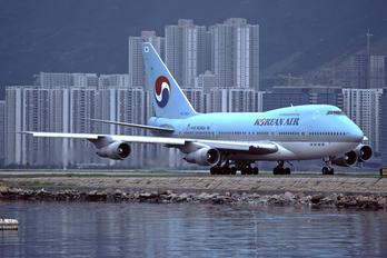 HL7457 - Korean Air Boeing 747SP