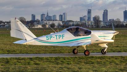 SP-TPF - Aeroklub Warszawski Aero AT-3 R100