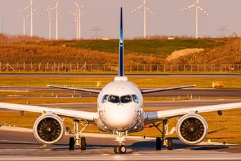 SU-GFH - Egyptair Bombardier CS300
