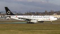 B-6075 - Air China Airbus A330-200 aircraft