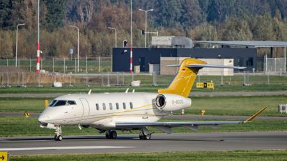 D-BDDE - DC Aviation Bombardier BD-100 Challenger 350 series