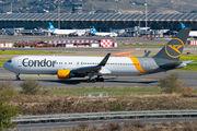 Condor Boeing 767 visited Madrid title=