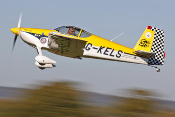 G-KELS - Private Vans RV-7