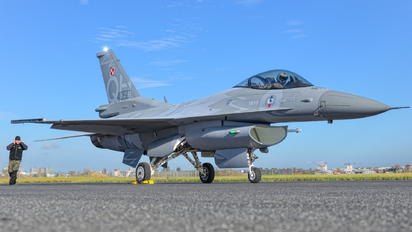 4050 - Poland - Air Force Lockheed Martin F-16C block 52+ Jastrząb