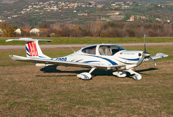 D-ERRP - Private Diamond DA 40 Diamond Star