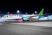 Repatriation flight of Bamboo 787-9 to Prague title=