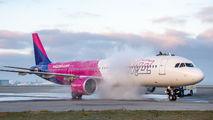HA-LVK - Wizz Air Airbus A321 NEO aircraft