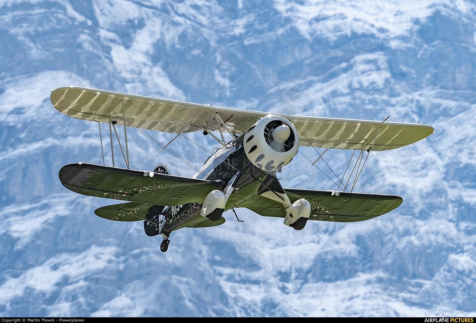 Private N150EK aircraft at Mollis