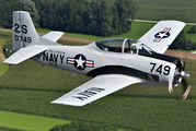 D-FUMY - Private North American T-28C Trojan aircraft