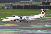 Delivery flight of new Biman Bangladesh Q400 from Toronto to Dhaka title=