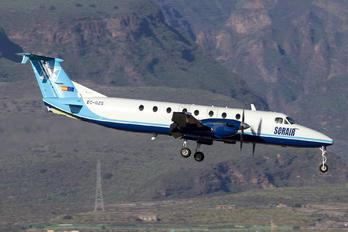EC-GZG - Serair Beechcraft 1900C Airliner