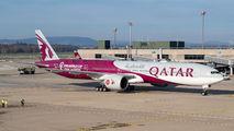 A7-BEB - Qatar Airways Boeing 777-300ER aircraft