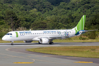 OY-GDB - Bamboo Airways Embraer ERJ-195 (190-200)