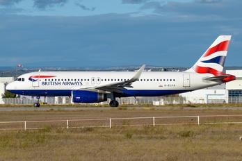 G-EUYR - British Airways Airbus A320