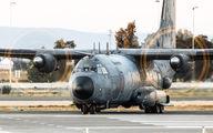 Rare visit of Transall C-160 to Seville title=