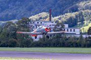 HB-RCJ - FFA Museum Pilatus P-3 aircraft