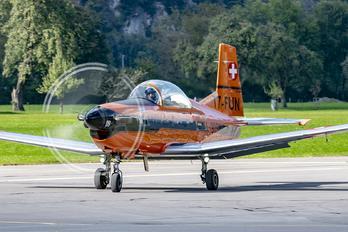 T7-FUN - FFA Museum Pilatus PC-7 I & II