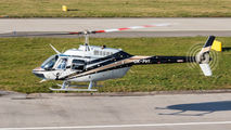 OK-PVI - Private Bell 206B Jetranger III aircraft