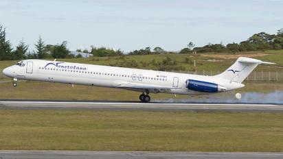 YV191T - Venezolana McDonnell Douglas MD-82