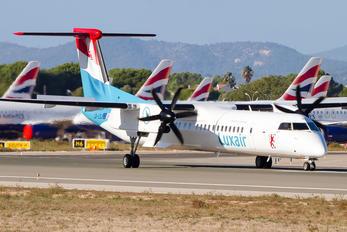 LX-LQJ - Luxair de Havilland Canada DHC-8-402Q Dash 8