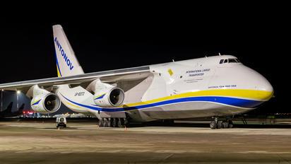 UR-82072 - Antonov Airlines /  Design Bureau Antonov An-124