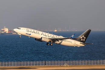 JA51AN - ANA - All Nippon Airways Boeing 737-800