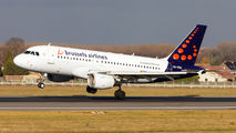OO-SSQ - Brussels Airlines Airbus A319 aircraft