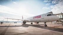 HB-JPA - Swiss Airbus A321 NEO aircraft