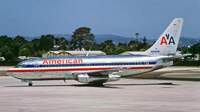 N4501W - American Airlines Boeing 737-200