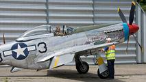 G-SIJJ - Hangar 11 North American P-51D Mustang aircraft