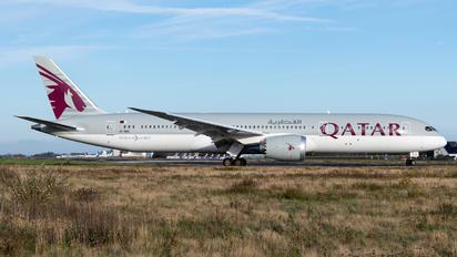 A7-BHC - Qatar Airways Boeing 787-9 Dreamliner