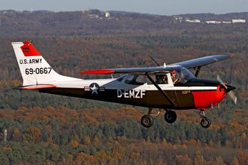 D-EMZF - Private Reims F172