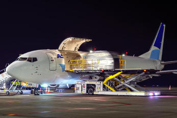 OE-IAK - ASL Airlines Belgium Boeing 737-4Q8