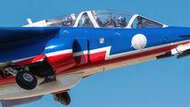 "LTETD - France - Air Force ""Patrouille de France"" Dassault - Dornier Alpha Jet E aircraft"