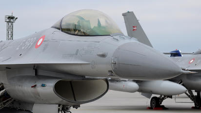 E-599 - Denmark - Air Force General Dynamics F-16AM Fighting Falcon