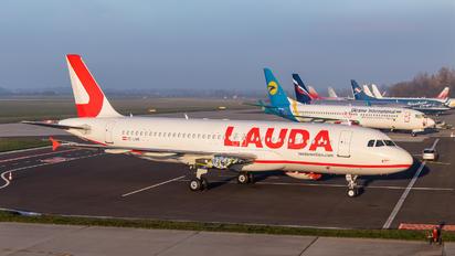 OE-LMM - LaudaMotion Airbus A320