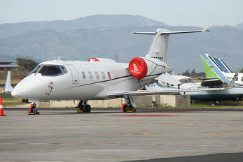 N357PT - Private Learjet 60