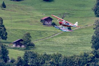 HB-ORK - Private Piper PA-18 Super Cub