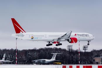 VQ-BGP - Royal Flight Boeing 777-31H(ER)